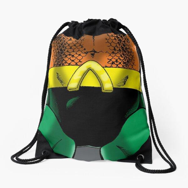 """Aquatic Dude"" Groin Drawstring Bag"