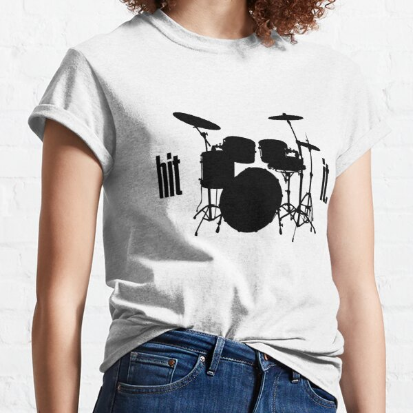 hit it. Classic T-Shirt