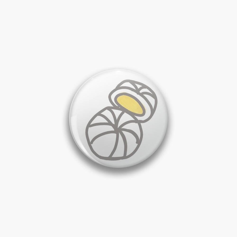 Custard Buns Pin