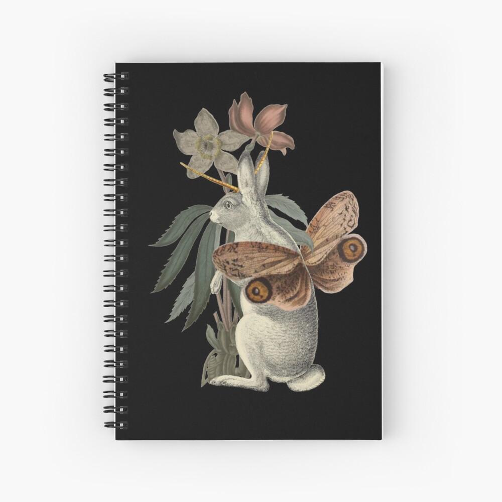 Papilio Jackalope Spiral Notebook