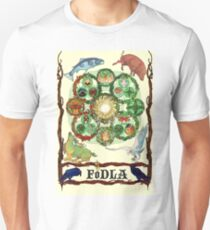 FoDLA Wheel of the Year T-Shirt