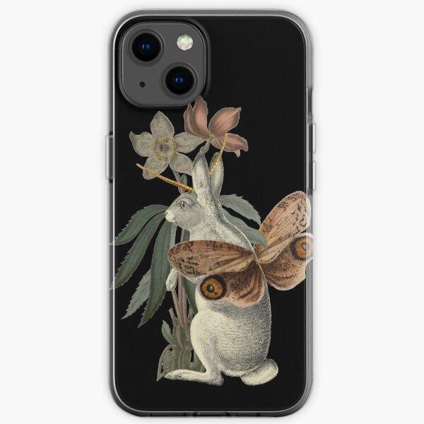 Papilio Jackalope iPhone Soft Case