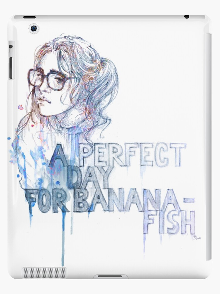 a perfect day for a bananafish A perfect day for a bananafish by jd salinger directed by nick risher this is an old project i did and i'm finally putting it up staring true blood's lindsey haun, colin day, jackie o' brien.