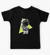 Cute Astronaut Character Kids Clothes