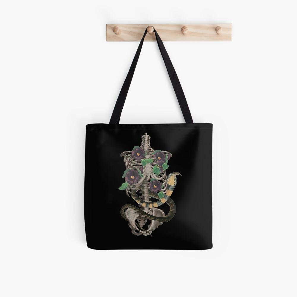 Costas Mortiferum Tote Bag