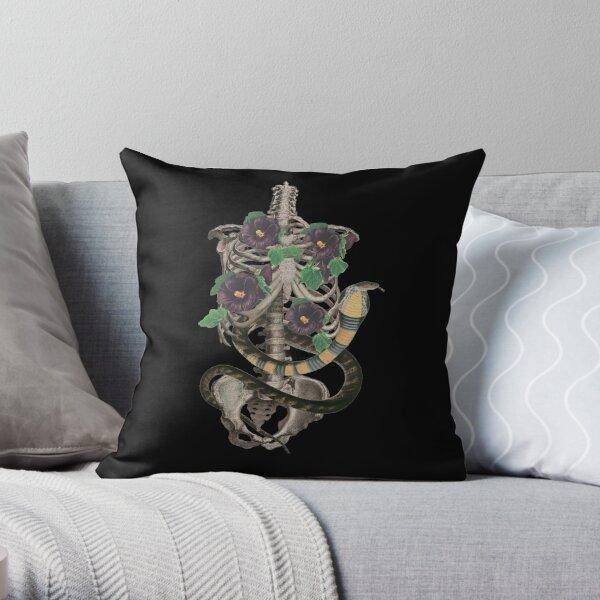 Costas Mortiferum Throw Pillow