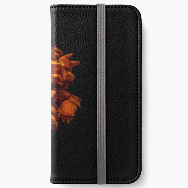Bangkok Rose iPhone Wallet