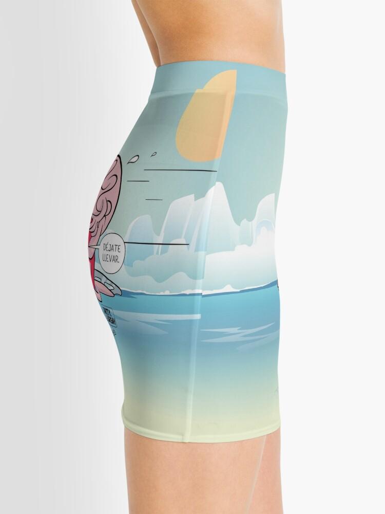 Vista alternativa de Minifalda  J&B - 2021 ENERO - Déjate llevar