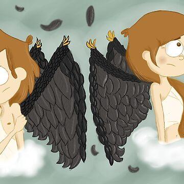 Pines' Angel by MelUkie
