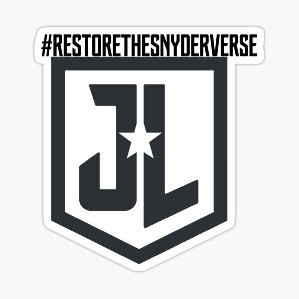 #RestoreTheSnyderVerse Sticker