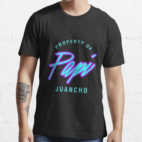 Maluma Merch Maluma Papi Juancho Camiseta esencial