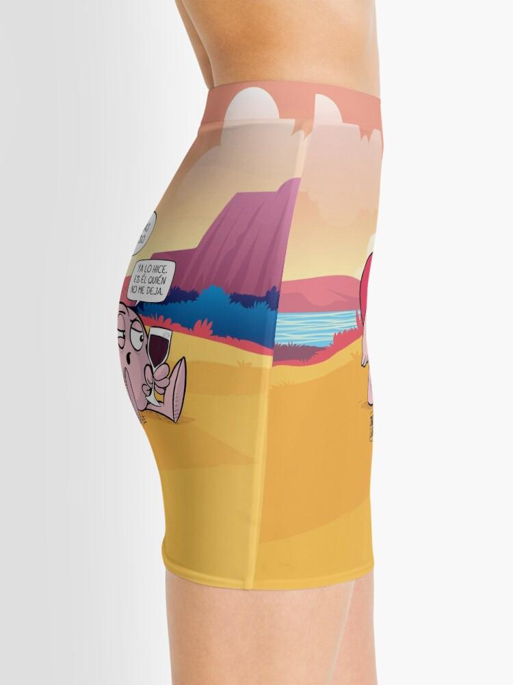 Vista alternativa de Minifalda J&B - 2021 FEBRERO - Vino del Bueno