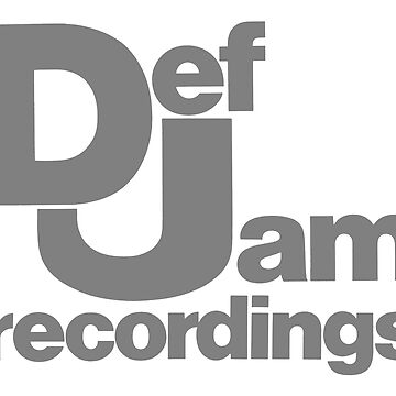 Def Jam Recordings by ewhiteside1