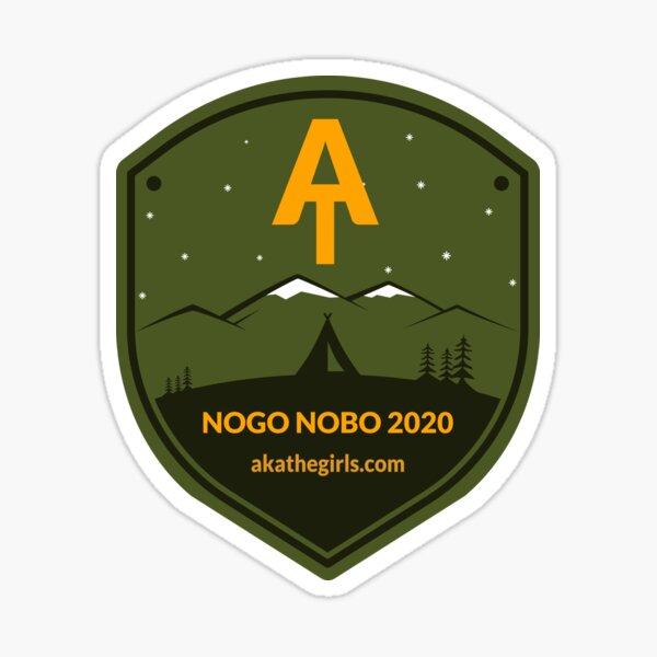 AT NOGO NOBO 2020 Sticker