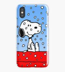 Snoopy fun iPhone Case/Skin