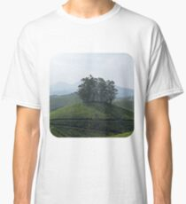 Trees in Tea  Classic T-Shirt