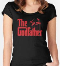 The godfather Women's Fitted Scoop T-Shirt