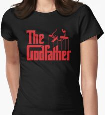 The godfather Women's Fitted T-Shirt