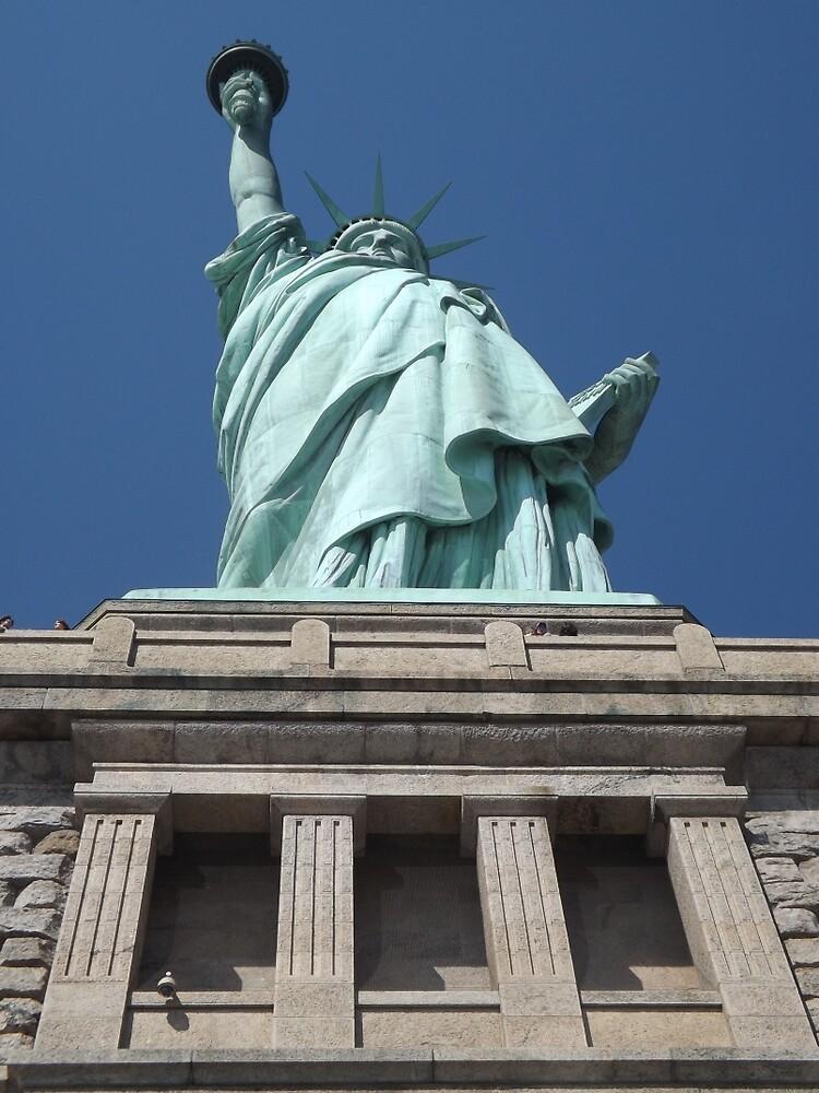 Statue of Liberty, Liberty Island by lenspiro