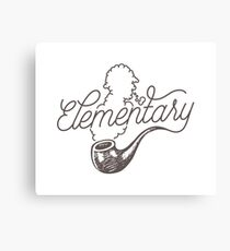 Elementary Canvas Print