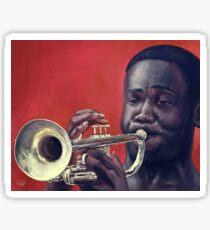 Street Jazz 1 Sticker