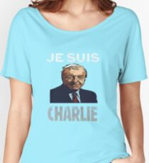Je Suis Charlie Haughey Women's Relaxed Fit T-Shirt