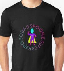 Spoonie Superhero Squad Unisex T-Shirt