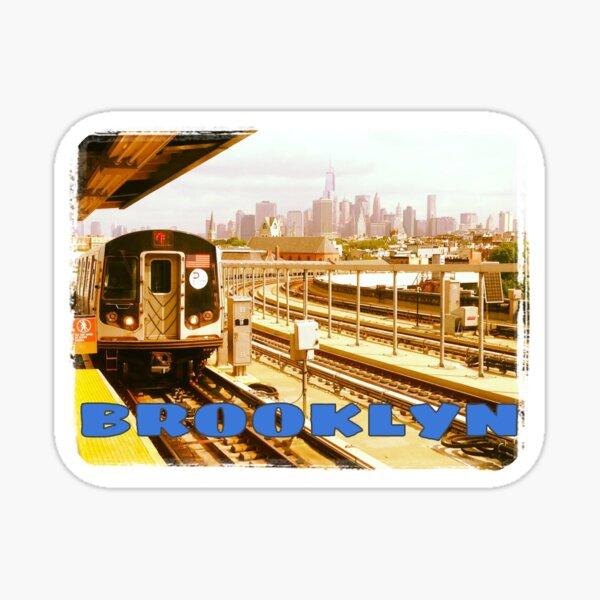 Brooklyn Sticker