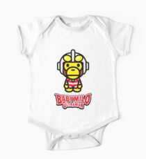 Ultraman Baby Milo One Piece - Short Sleeve