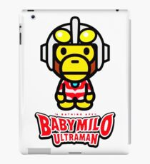 Ultraman Baby Milo iPad Case/Skin