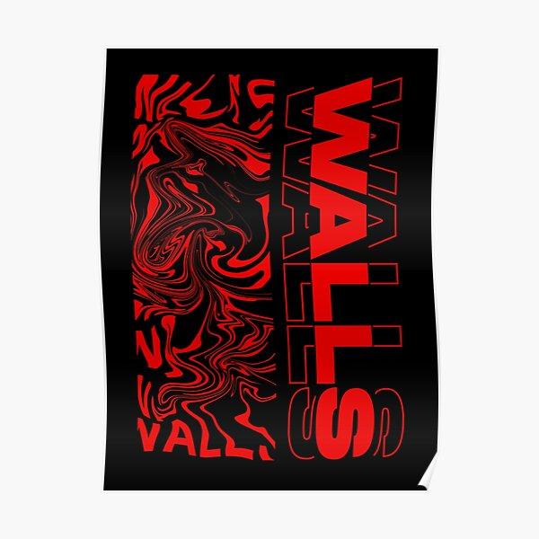 WALLS - Louis Tomlinson Poster