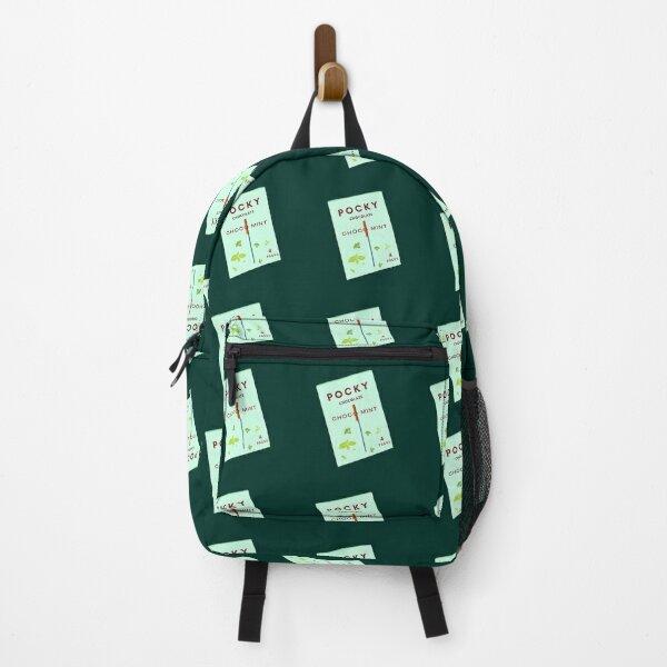 Choco Mint Pocky Backpack