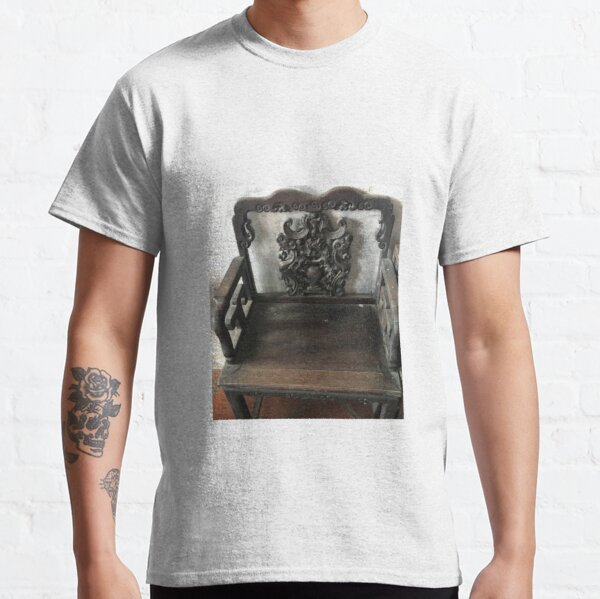 Antique Chair Classic T-Shirt
