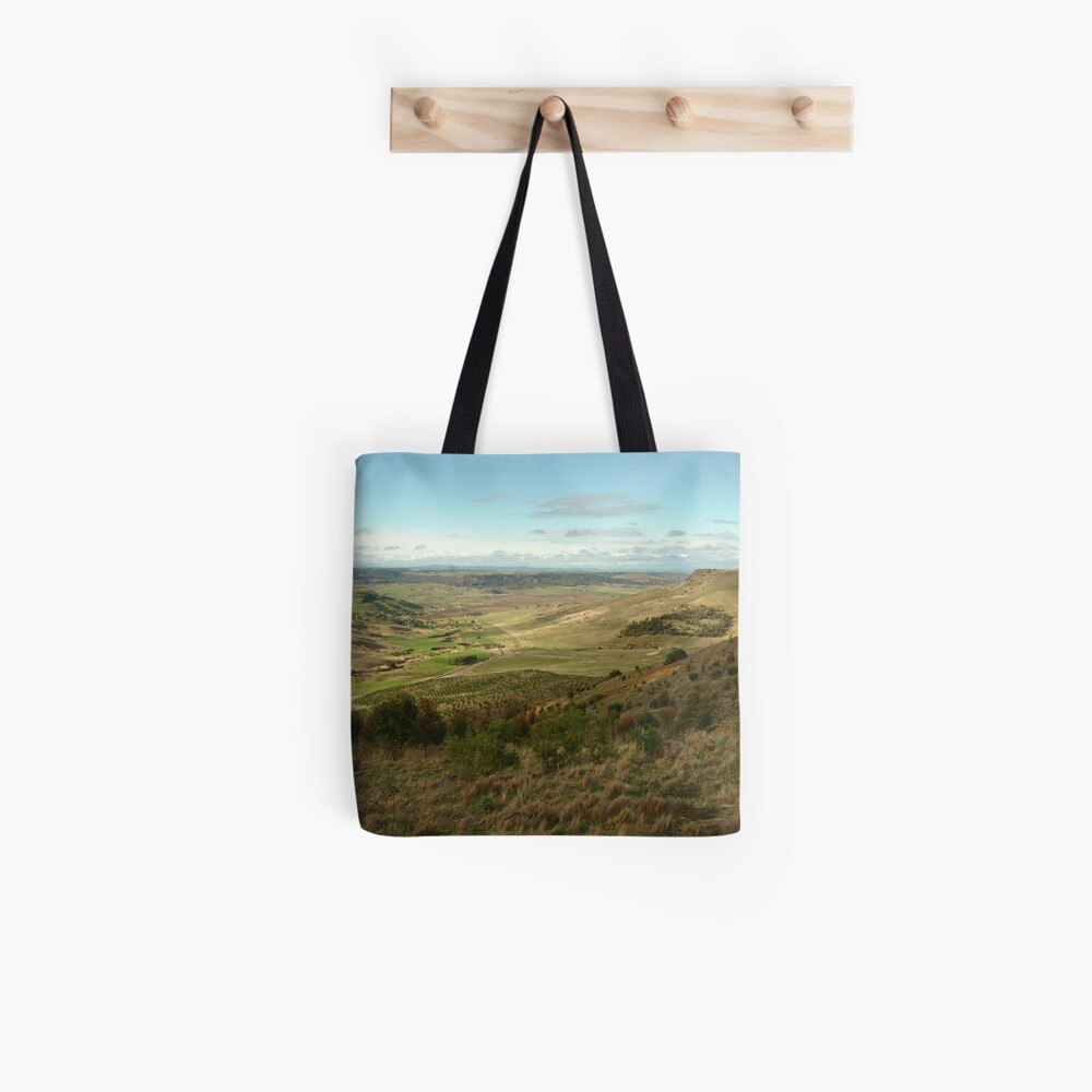 Joe Mortelliti Gallery - Rowsley valley, near Bacchus Marsh, Victoria, Australia.  Tote Bag