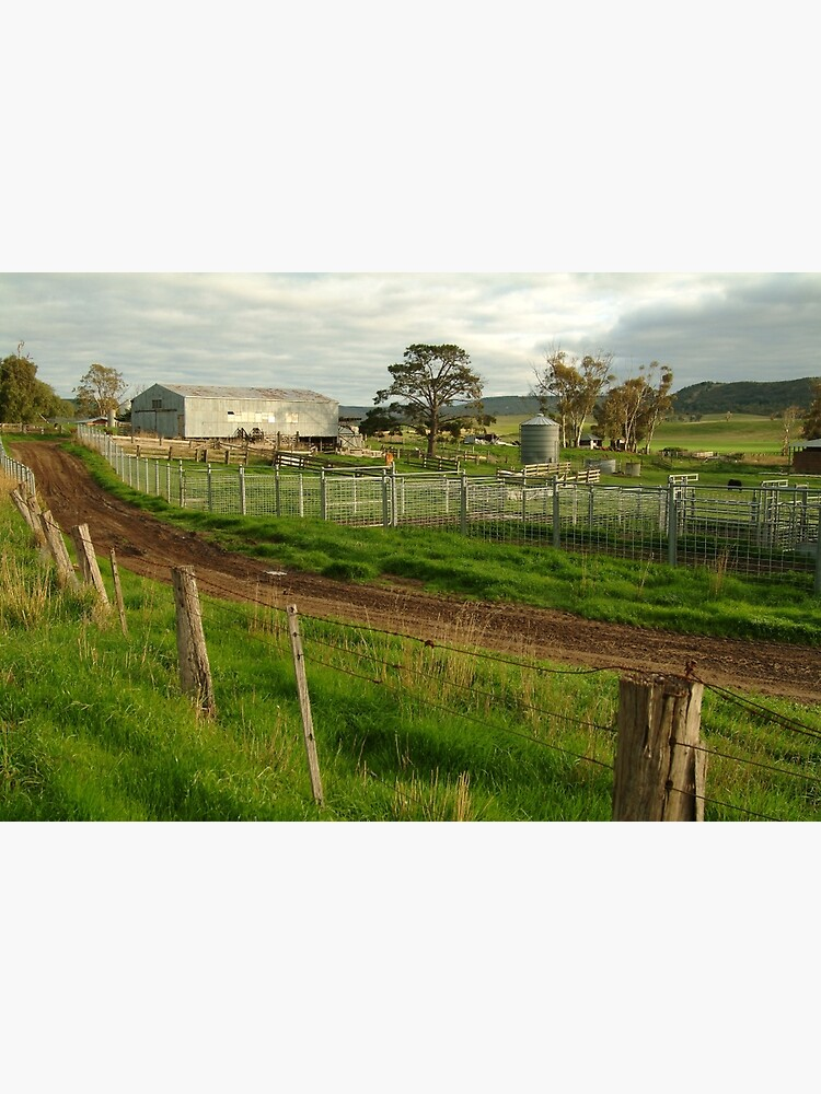 Joe Mortelliti Gallery - Rowsley valley farm, near Bacchus Marsh, Victoria, Australia.  by thisisaustralia