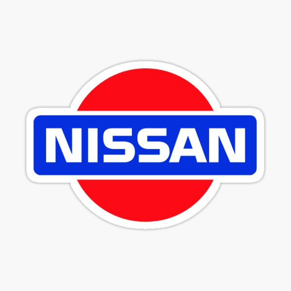 Nissan Shift Sticker