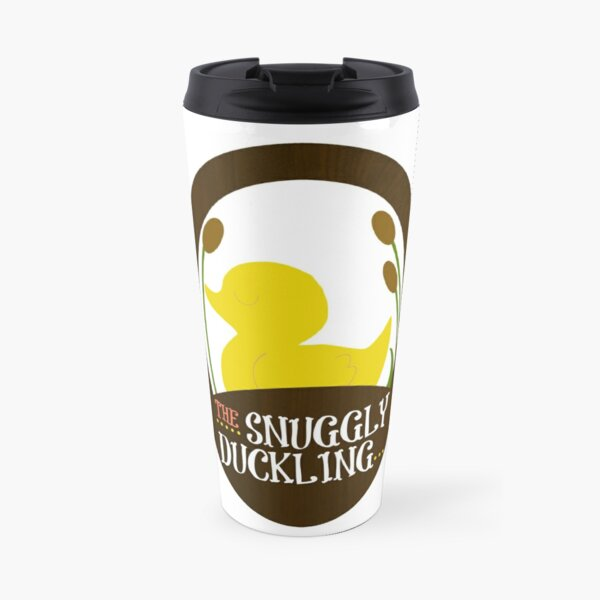 The Snuggly Duckling Pub and Brewery Travel Mug