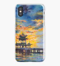 Oriental Fire, China. iPhone Case/Skin