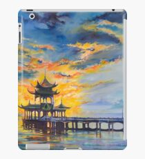 Oriental Fire, China. iPad Case/Skin