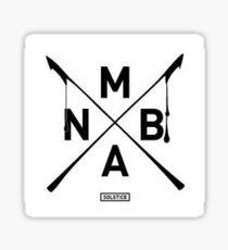 NBMA Sticker