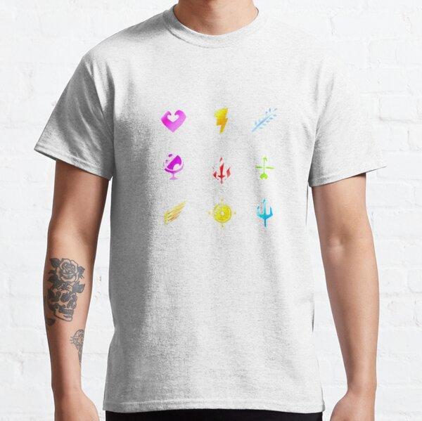 Símbolos de los dioses del Hades Camiseta clásica