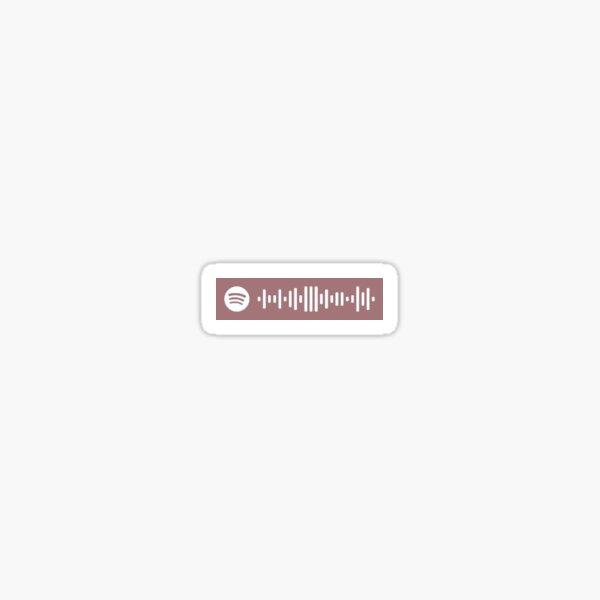 Where You Lead - Carole King (canción temática de Gilmore Girls) Código de Spotify Pegatina