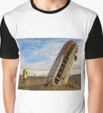 Desert Junkyard Graphic T-Shirt