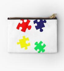 Puzzle Pieces Studio Pouch