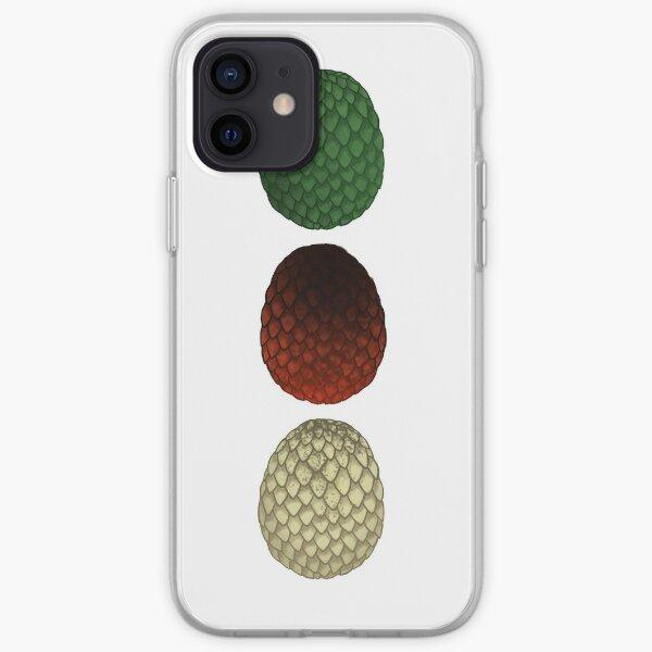 Dragon Eggs iPhone Soft Case