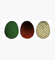 Dragon Eggs Photographic Print