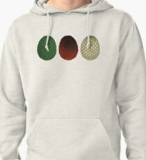 Dragon Eggs Pullover Hoodie