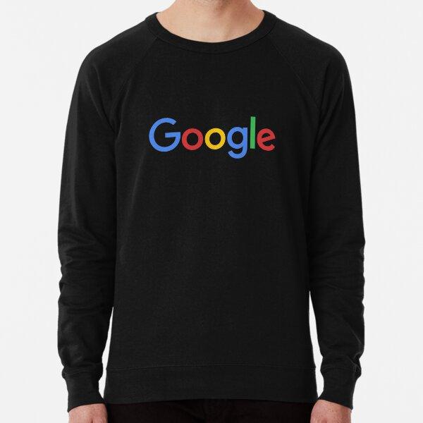 New Google Logo (September 2015) - Clear, High-Quality, Large Lightweight Sweatshirt