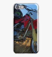 Trail Bike iPhone Case/Skin