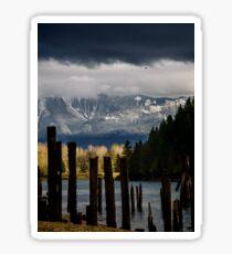 Potential - Landscape Art Sticker